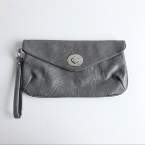 MUDO Collection Accessorize Wristlet with Clip On